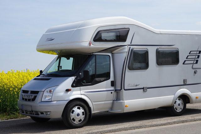 États-Unis-Camping-Car