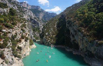 Top 3 des plus belles gorges à visiter en France